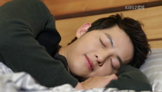 nice gi 송중기 sleeping asleep